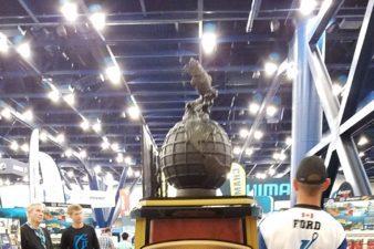 Bassmaster Classic Trophy