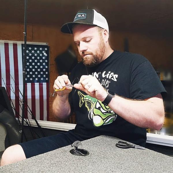 Rippin Lips Packin Dips Shirt | Texas Bass Angler
