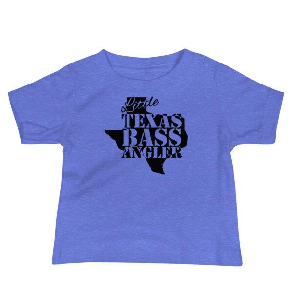 Little Texas Bass Angler Shirt - Texas Bass Fishing