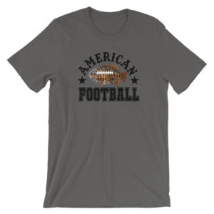Real Americans Football Smallie Tee | Texas Bass Angler