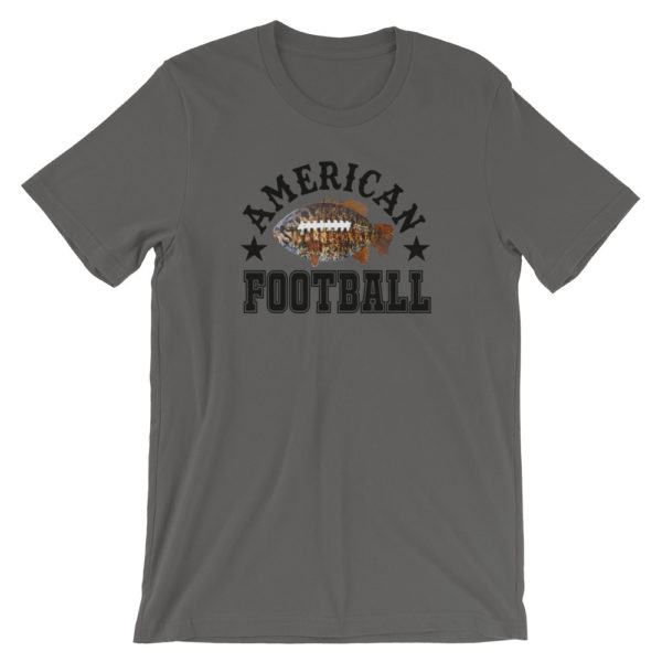 Real Americans Football Smallie Tee | Texas Bass Angler
