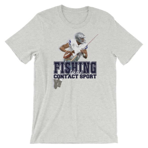 Fishing is a Contact Sport   Texas Bass Angler